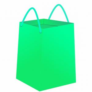 Vector Grocery Tote Bag: Itoobxtshopping Bags Shopping Bag Vector Clip Art Gift