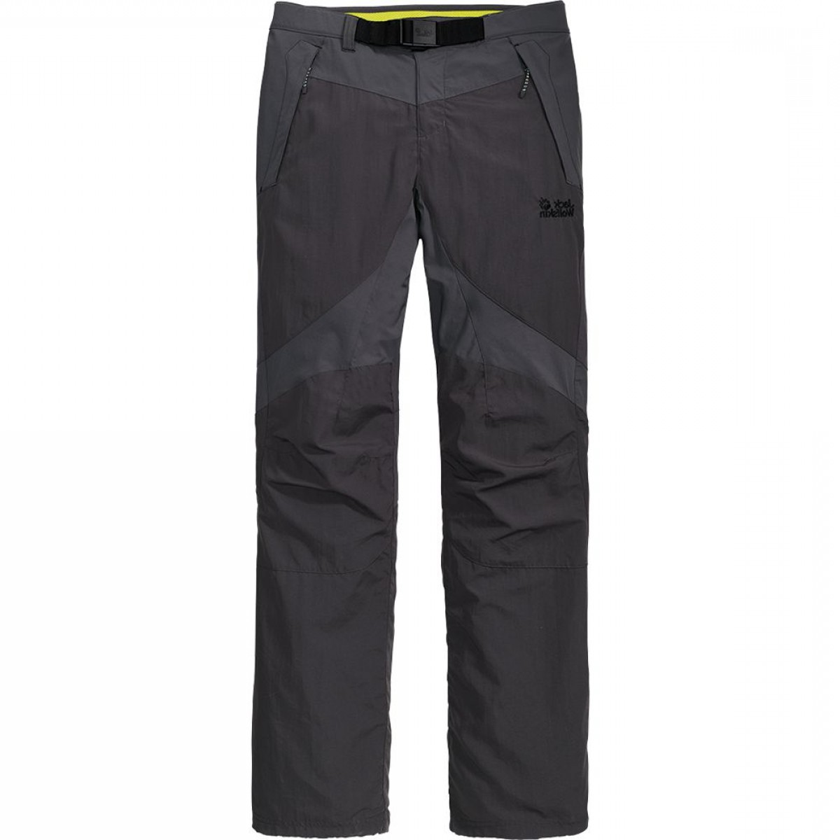 Vector Black Jeans: Jack Wolfskin Vector Pants Men Dark Steel