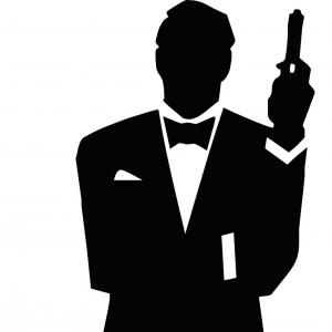 James Bond Vector Ai File: Png James Bond Blood Poster Blood