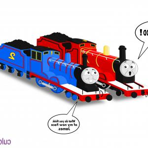 Thomas And Thomas Vector: Ask Thomas And Friends