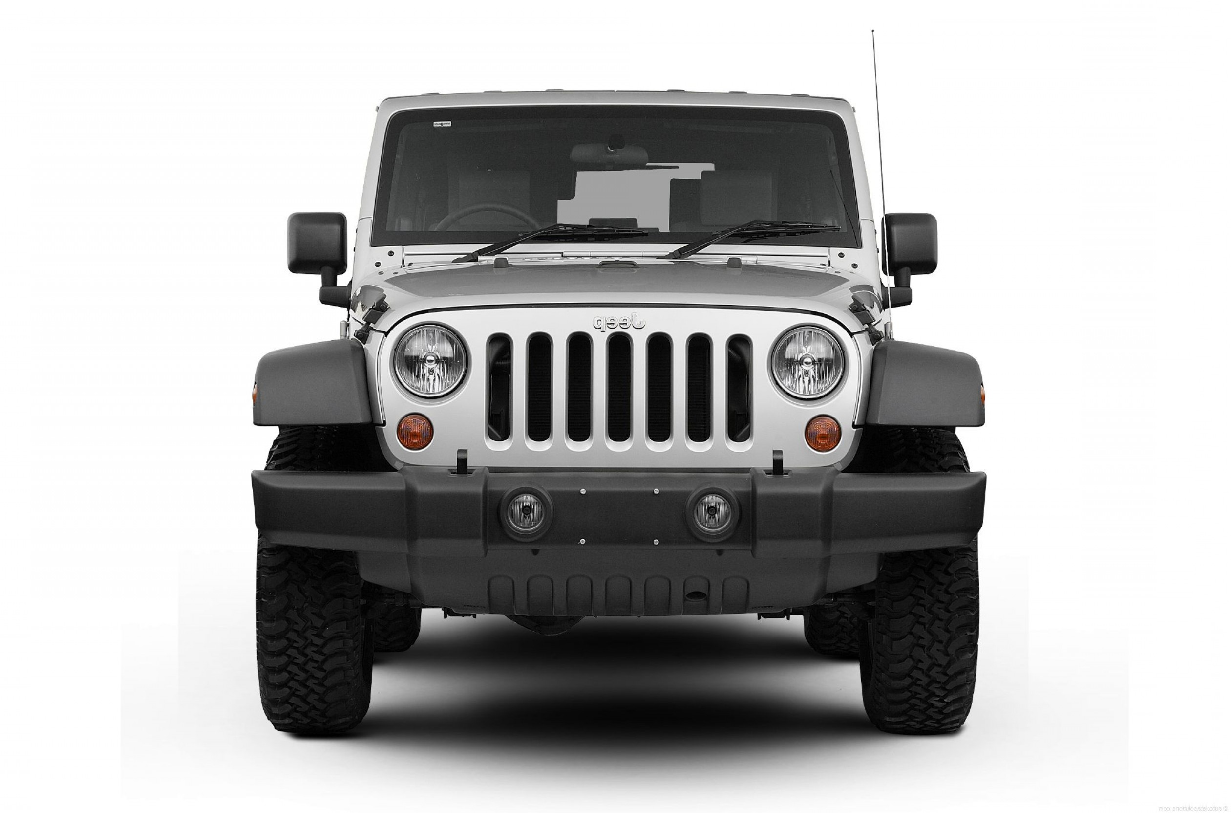 2014 Jeep Wrangler Vector: Jeep Wrangler Grille And Front Ende Auto View J End U