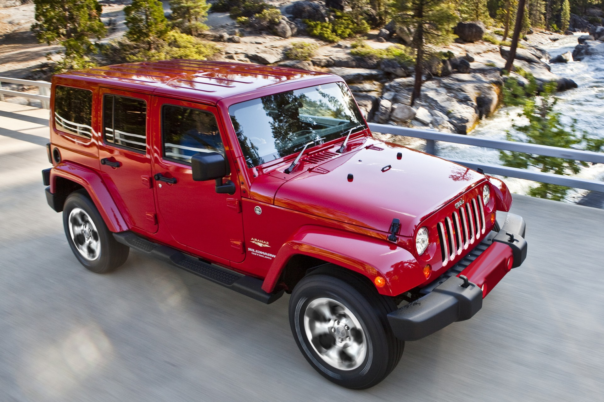 2014 Jeep Wrangler Vector: Jeep Wrangler Unlimited Overview C