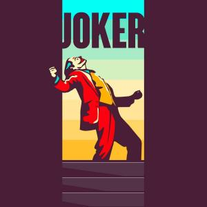 Joker Vector: Joker Vector With Yellow Long Teeth Case For Asus Zenfone Comicmix