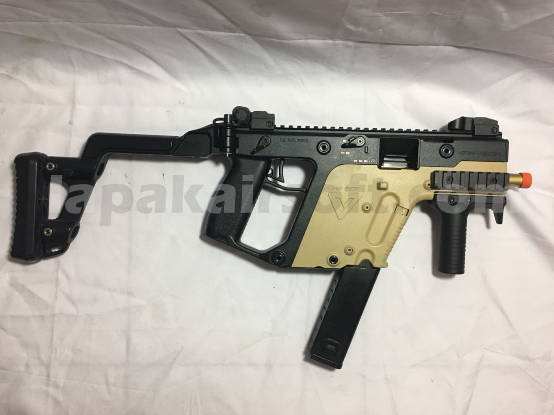 Airsoft KWA KRISS Vector: Jual Airsoft Gun Second Kwa Kriss Vector Murah Banget