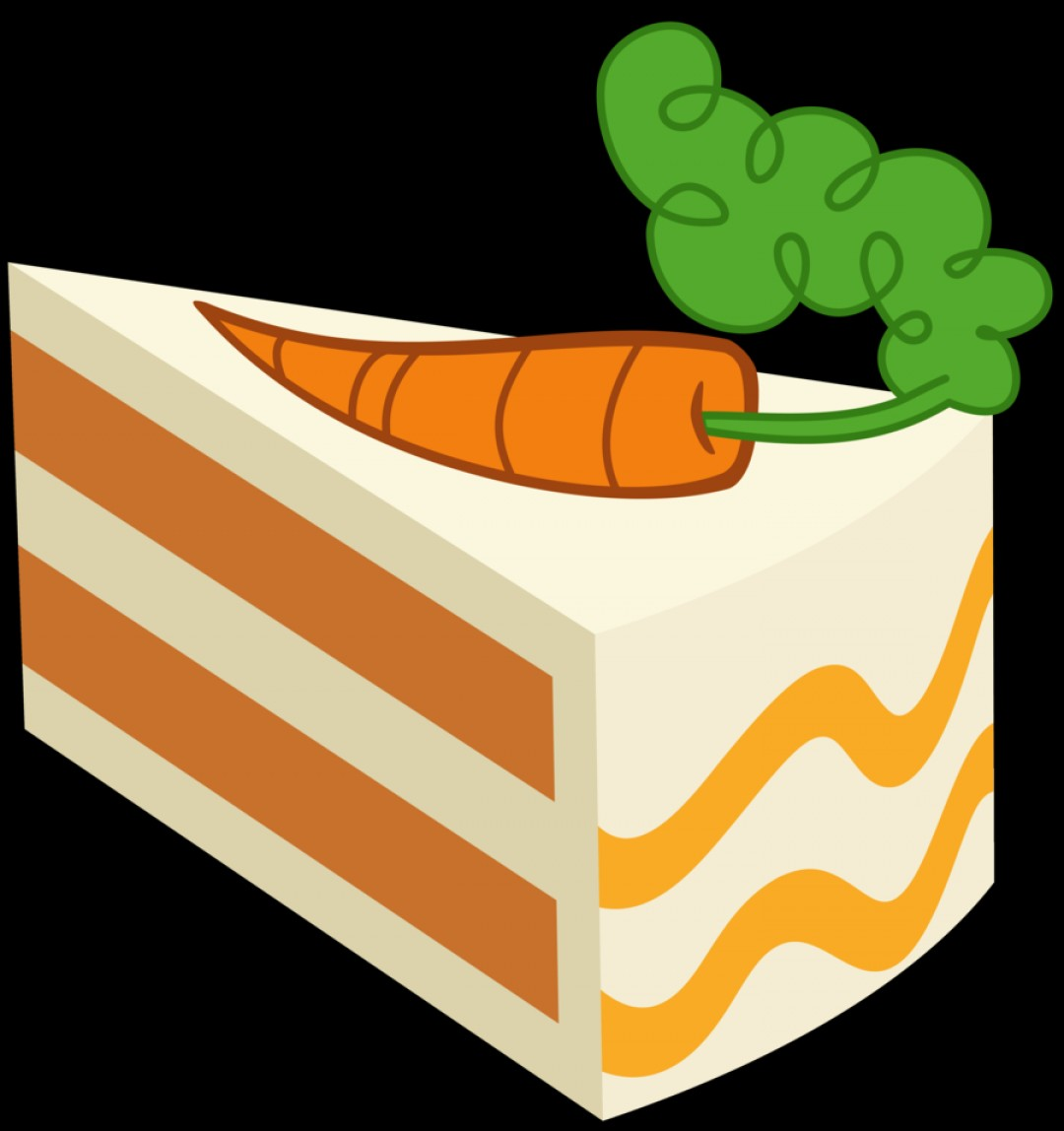 MLP Cake Vector: Karrot Kake S Cutie Mark Request
