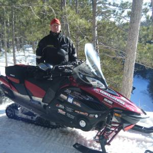 2011 Yamaha Vector Snowmobiles: Keller Family Community Foundation Hosts Snowball Cancer Challenge