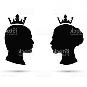 King And Queen Vector: Ancient Egypt King And Queen Gm