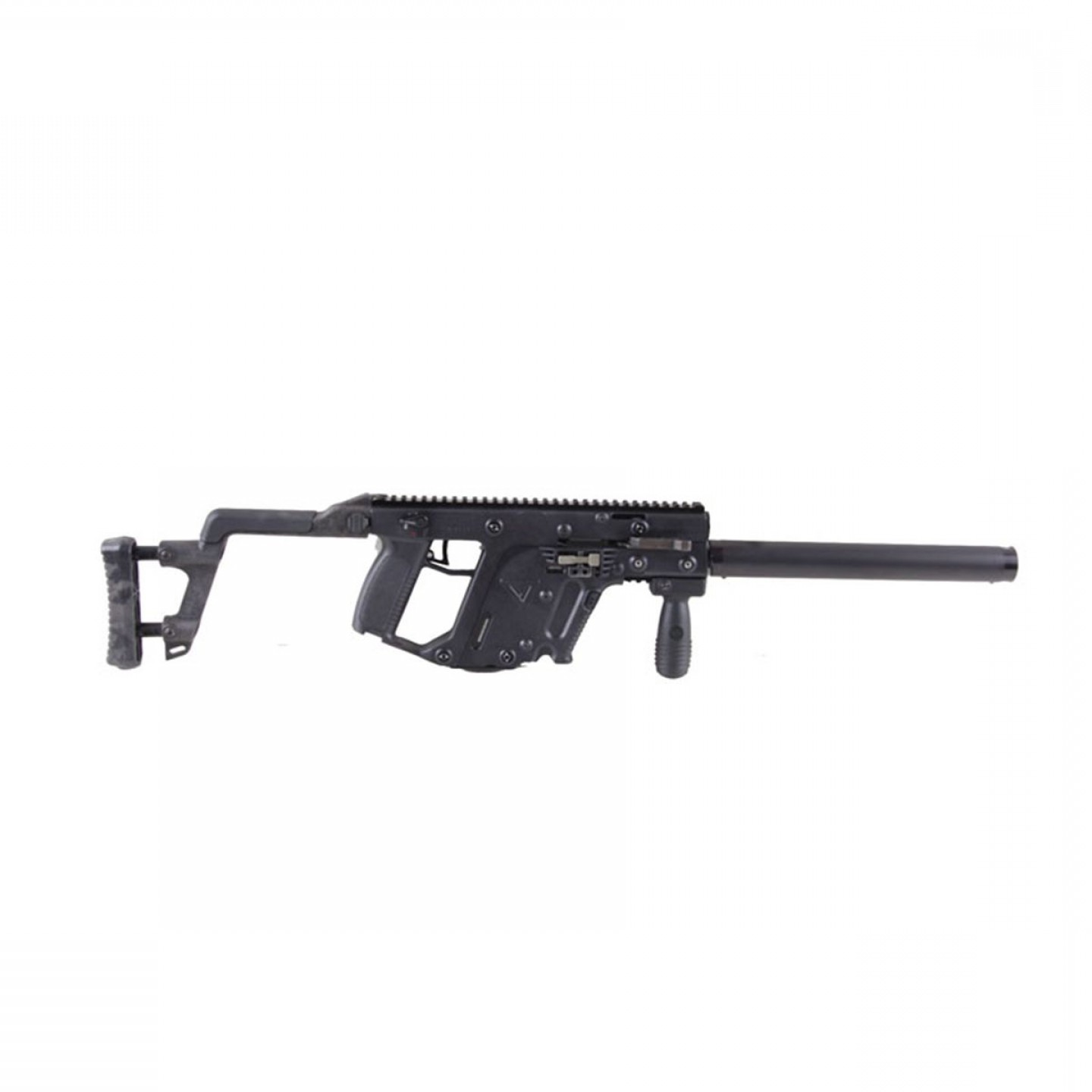 Kriss Vector 45ACP Carbine: Kriss Mdl Vector Crb Vo Cal Acp Sn Tdc A Unique Cad Designed Carbine In Acp Polymer Frai