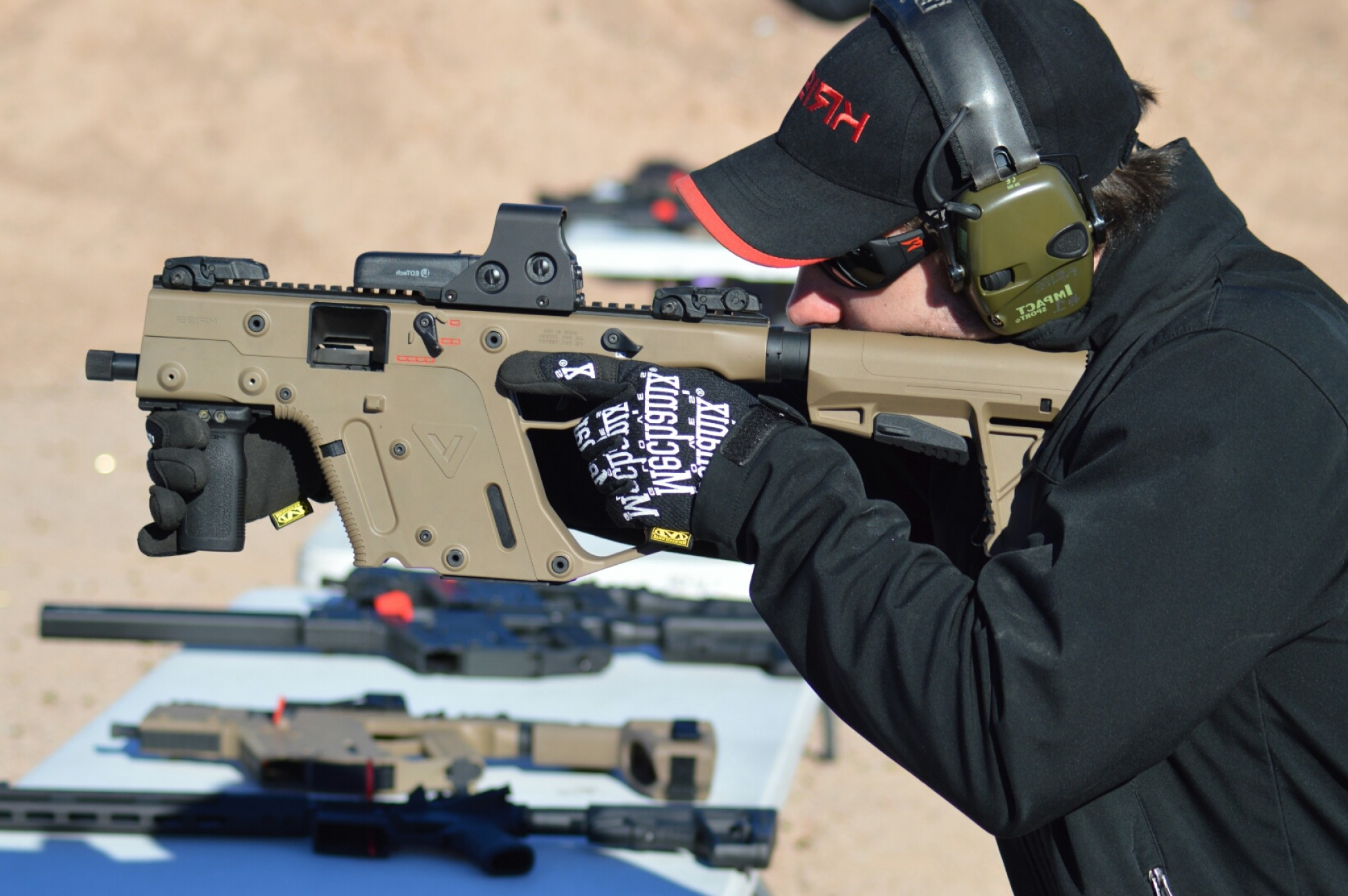 New Kriss Vector: Kriss To Deliver The Vector In New Calibers For