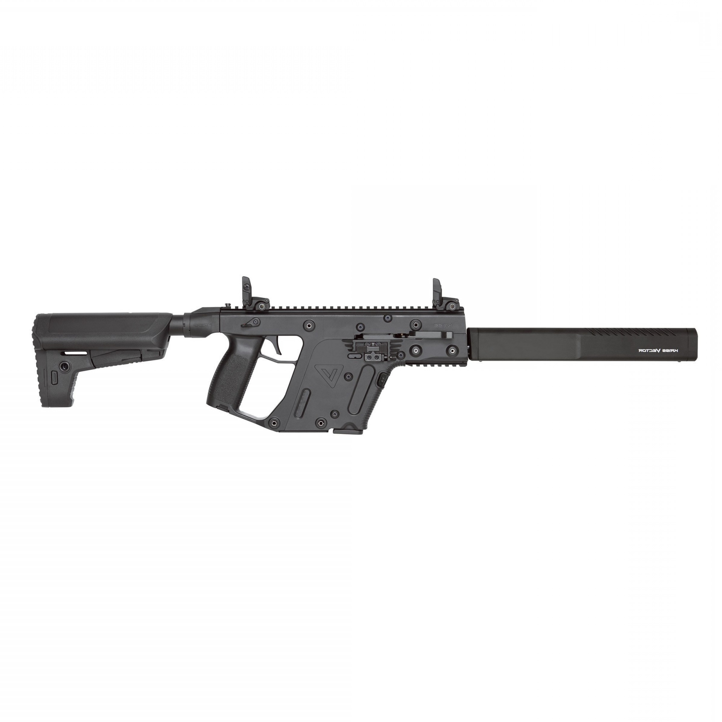 Kriss Vector 45ACP Carbine: Kriss Vector Acp Carbine Black Kv Cbl