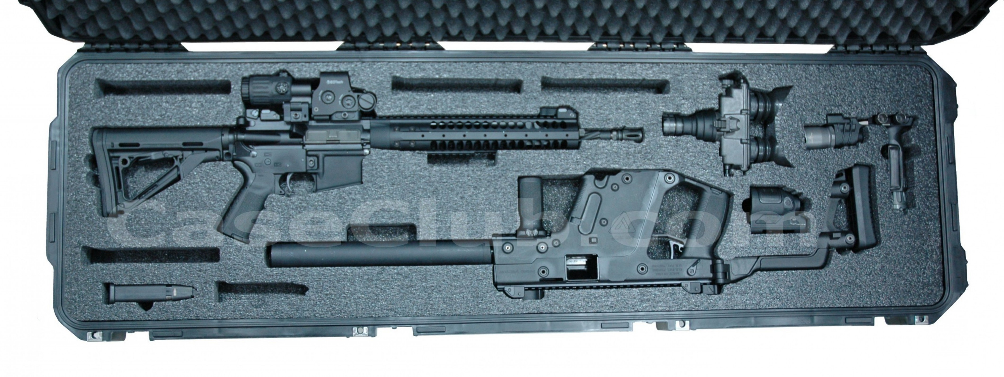 Kriss Vector Specs: Kriss Vector Ar Dual Rifle Case