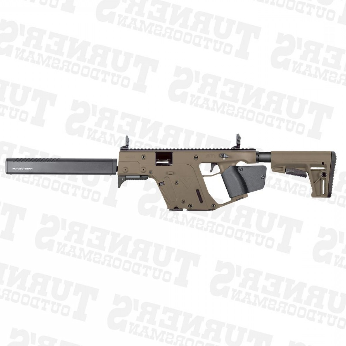 Vector Rifle And Boots: Kriss Vector Fde Crb Gen