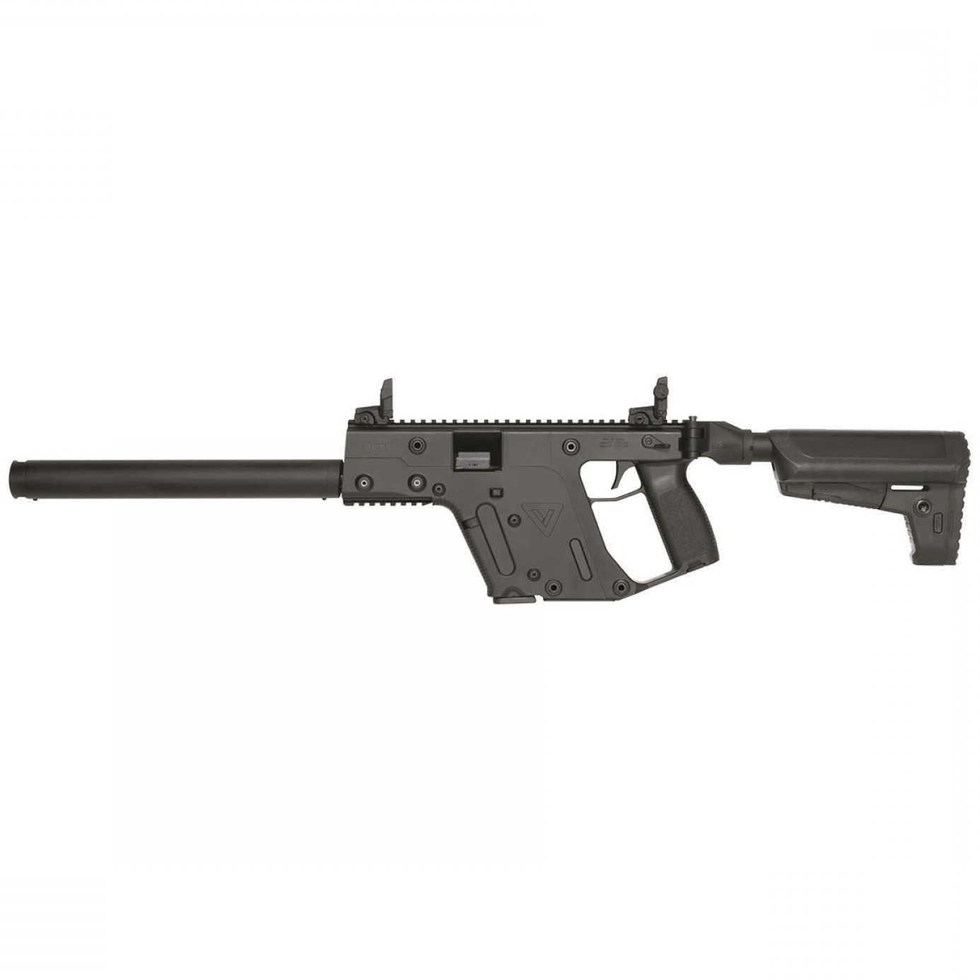 For Kriss Vector Side Picatinny Rails: Kriss Vector Gen Ii Crb Black Semi Automatic Mm Barrel Rounds