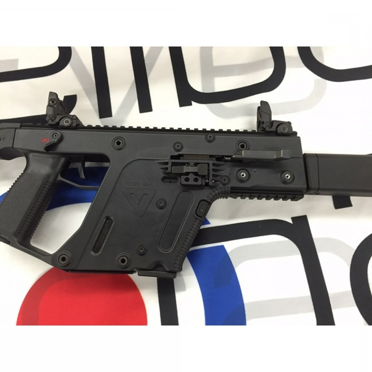 Kriss Vector 45ACP Carbine: Kriss Vector Gen Ii Crb Enhanced Acp Carbine Barrel Black