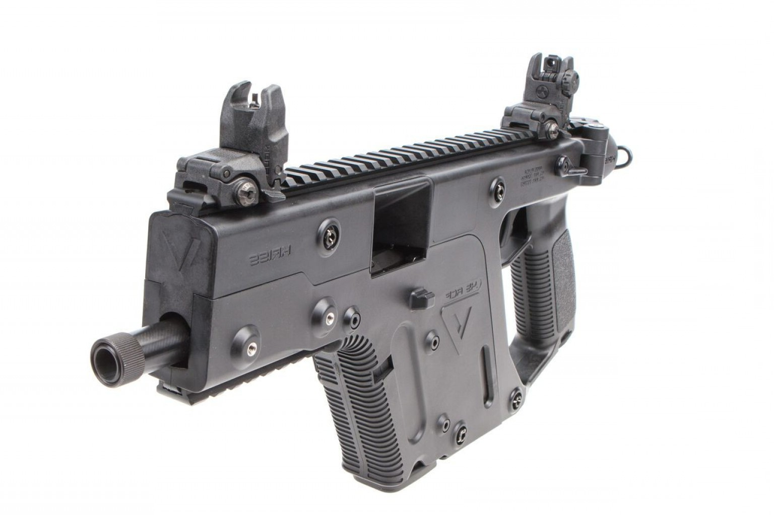 Kriss Vector Rear Grip: Kriss Vector Gen Ii Sdp Acp Black