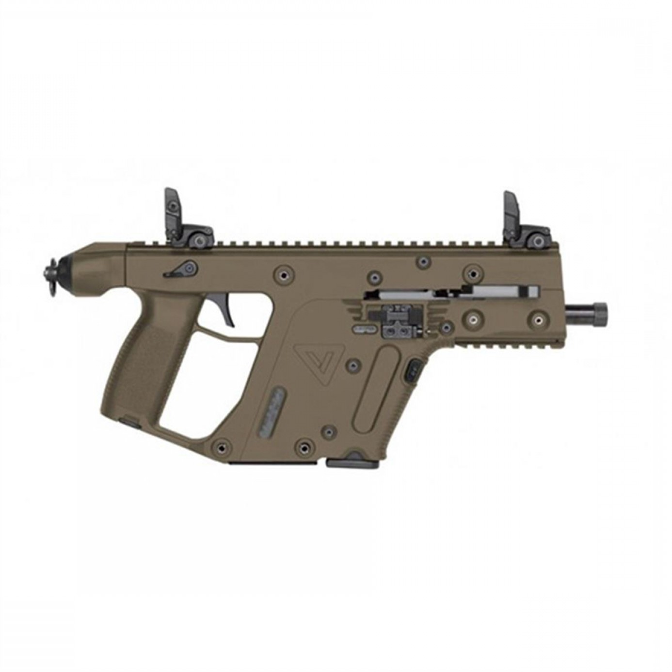 Kriss Vector SMG With Under Barrel: Kriss Vector Gen Ii Sdp Fde Pistol Semi Automatic Acp Barrel Rounds