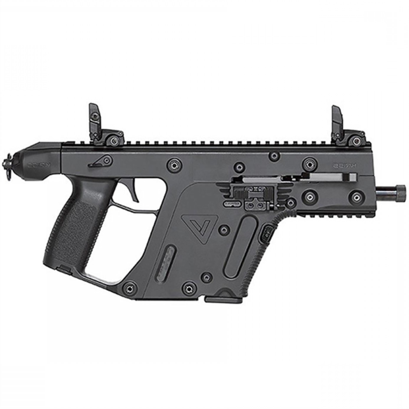 Kriss Vector AR-15 Stock Adapter: Kriss Vector Gen Ii Sdp Pistol Semi Automatic Mm Barrel Rounds