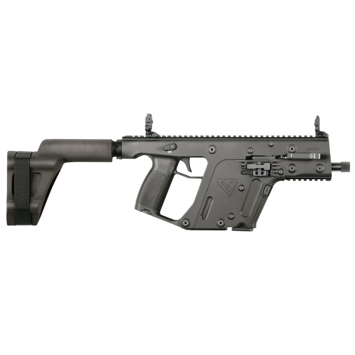 Kriss Vector Rear Grip: Kriss Vector Gen Ii Sdp With Brace Acp Vector Gen Ii Sdp With Brace Acp