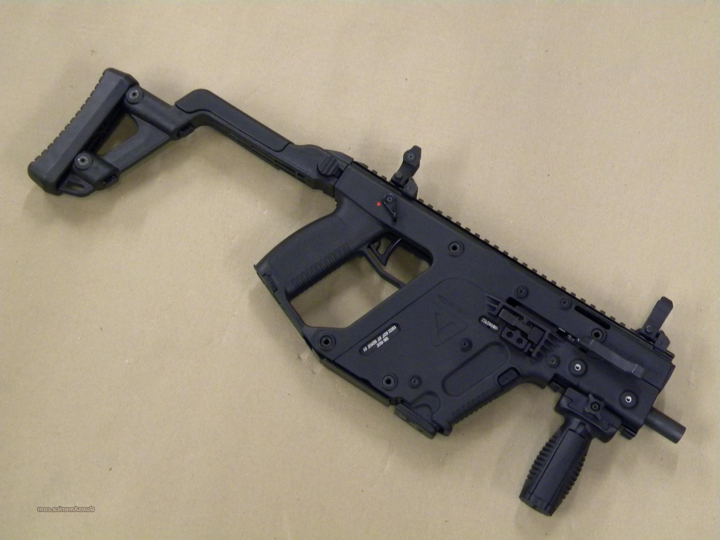Kriss Vector Handgun: Kriss Vector Sbr Semi Auto Acp