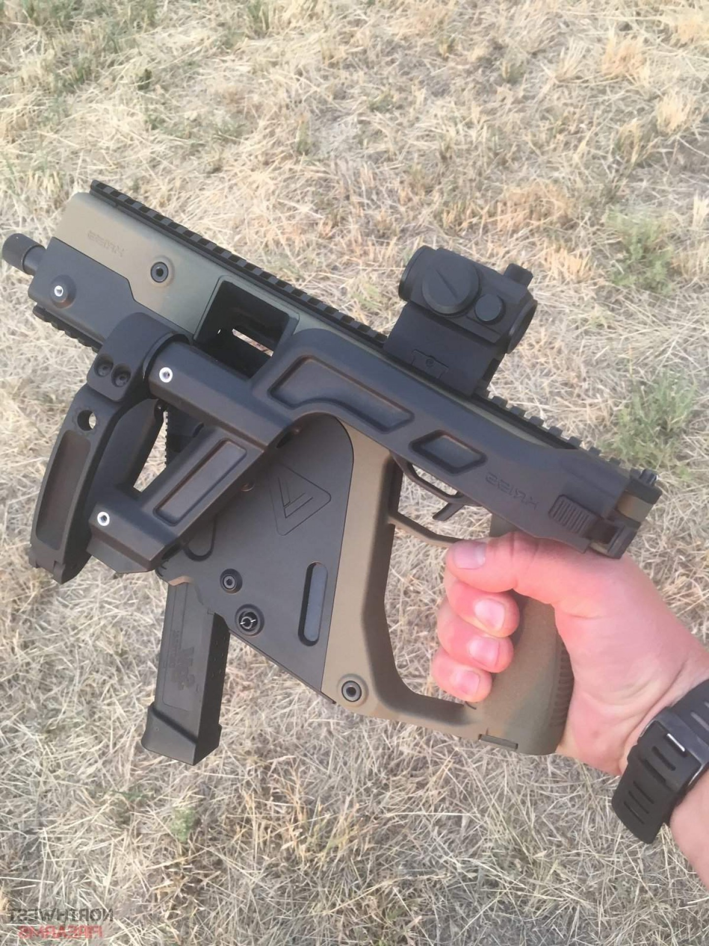 Vector Kriss Scope: Kriss Vector Sdp Gen Folder
