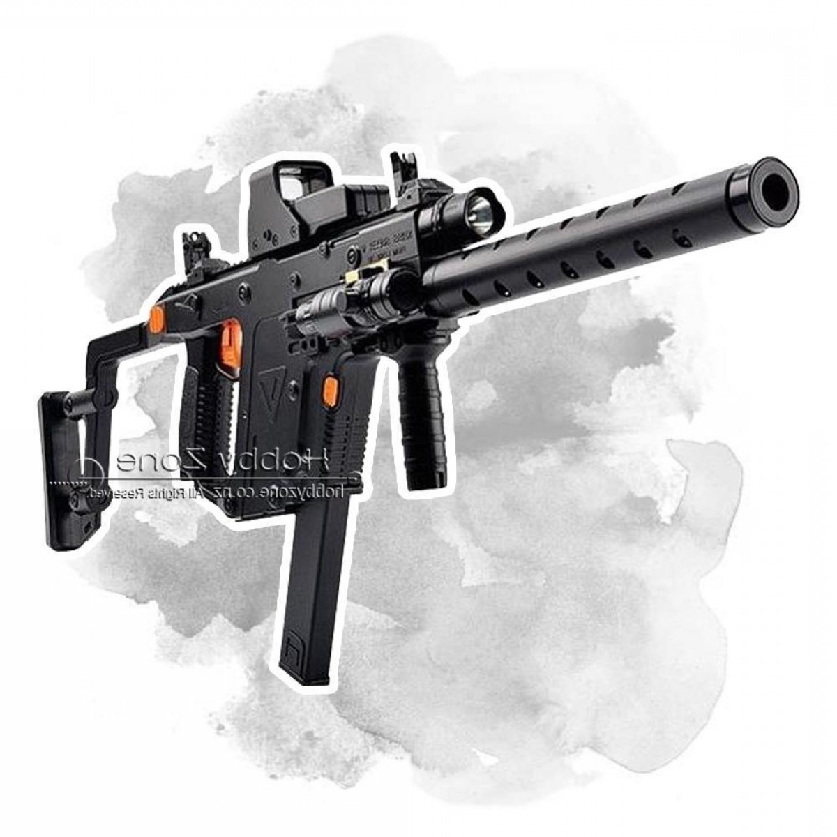 Vector Kriss Scope: Kriss Vector V Gel Ball Blaster Cosplay Gun