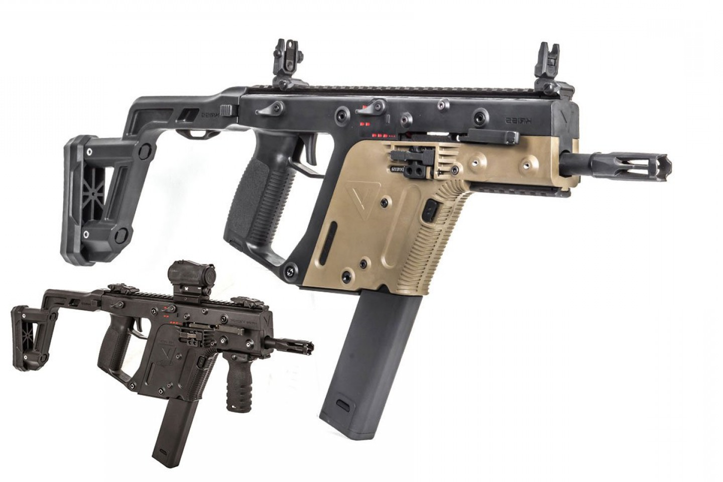 Vector Rifle And Boots: Krytac Kriss Vector Aeg Airsoft Smg Choose An Option