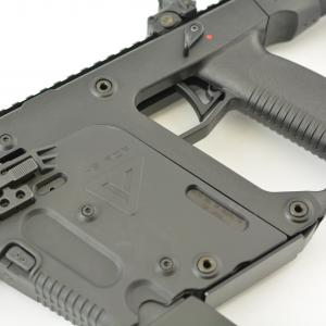 Kriss Vector 10Mm Arm Brace: Kriss K Super V Vector Xsmg Submachine Gun Smg Product Improvedupgraded Multi Caliber Subgun For Special Operations Forces Sof And Close Quarters Battle Cqb Applications Shot Show Phot