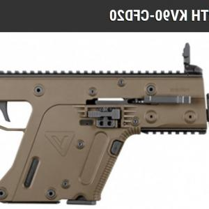 Custom Vector CRB: Kriss Vector Mm Carbine Fde Kv Cfd
