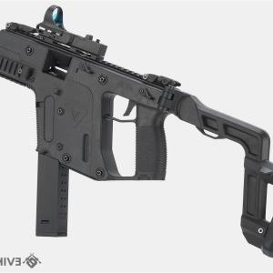 Vector SBR: Angstadt Arms Udp Sbr With Integrally Suppressed Upper