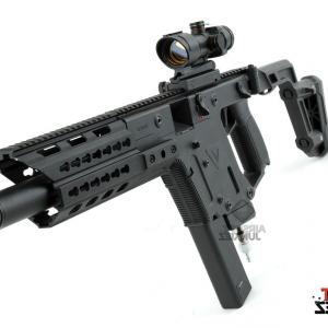 Kriss Vector Mount Light: Kriss Vector With Polarstar F Upgraded Black