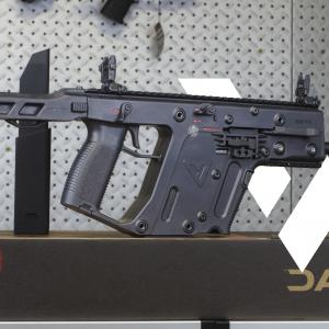Kriss Vector Pistol Stock: Krytac Kriss Vector Officially Licensed Aeg Canada Versionp