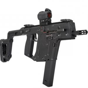 KWA KRISS Vector Review: Airsoft Custom Upgraded Extremely Rare Kwa Kriss Vector