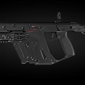 Kriss Vector Gen 1 Rail: Krytac Unveils Vector Aeg Prototype And Products