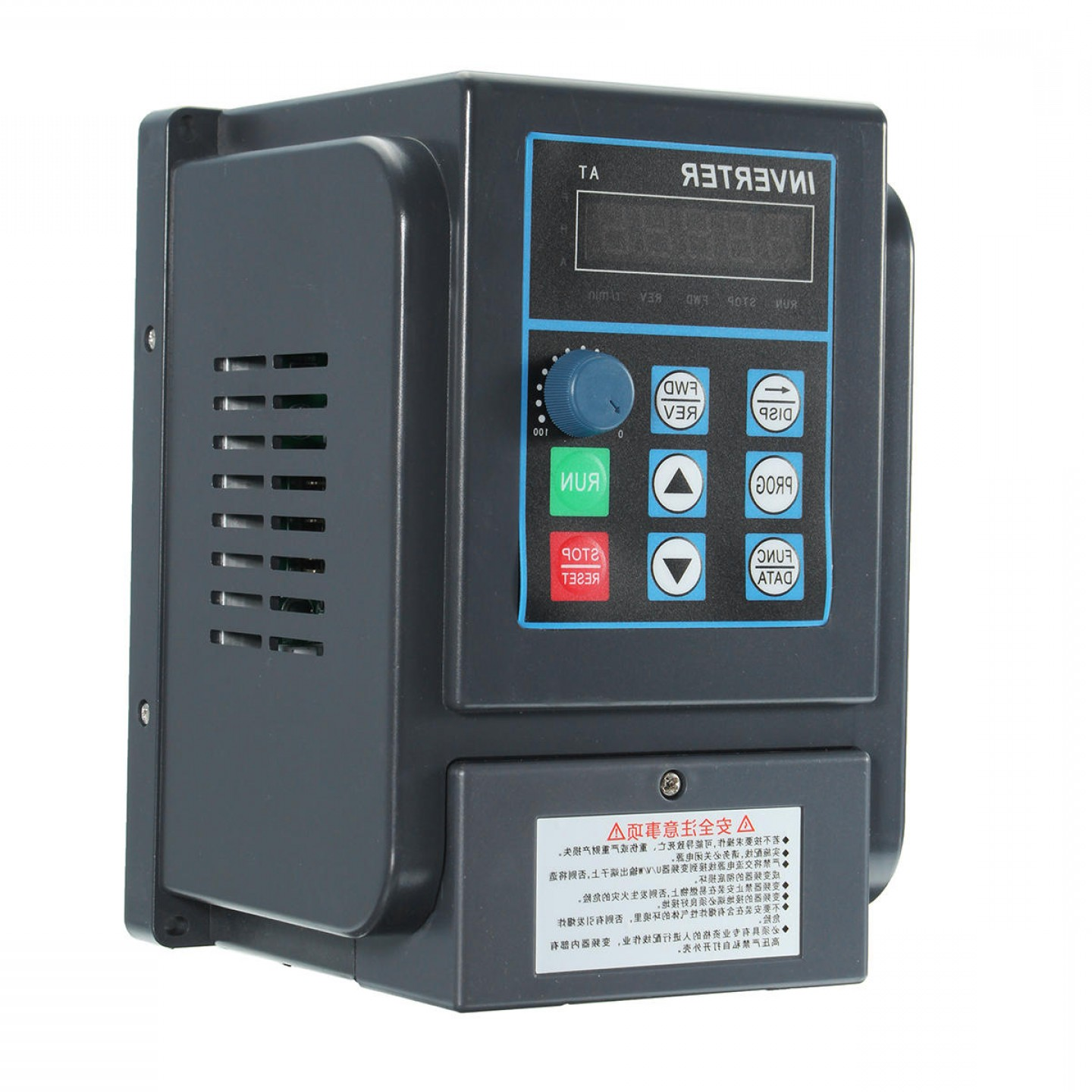 Vector 12V Inverter: Kw A V Ph In Ph Out V Variable Frequency Converter Drive Inverter Vf Vector Control P