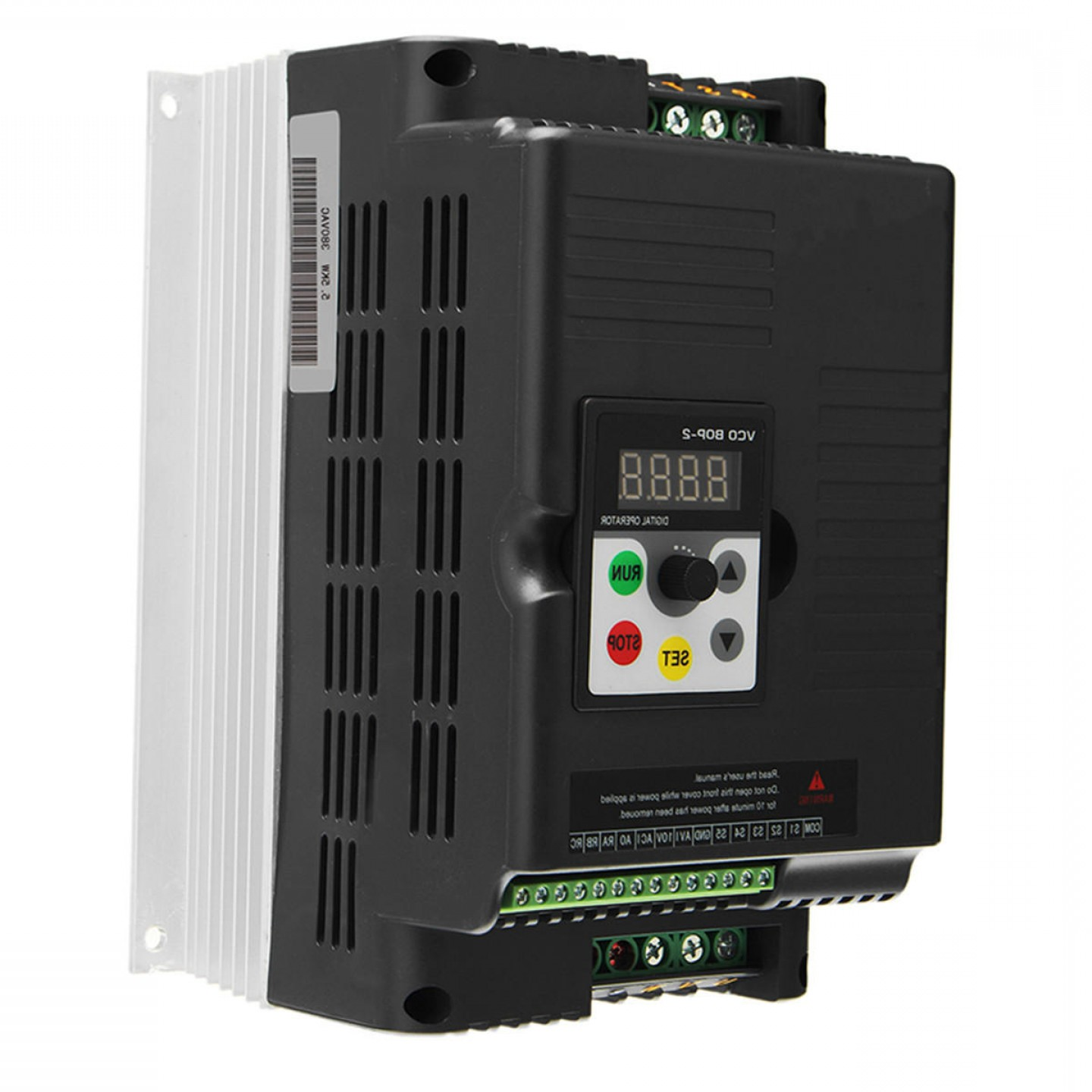 Vector 12V Inverter: Kw V Phase In Phase Out Variable Frequency Converter Drive Inverter Vf Vector Control P