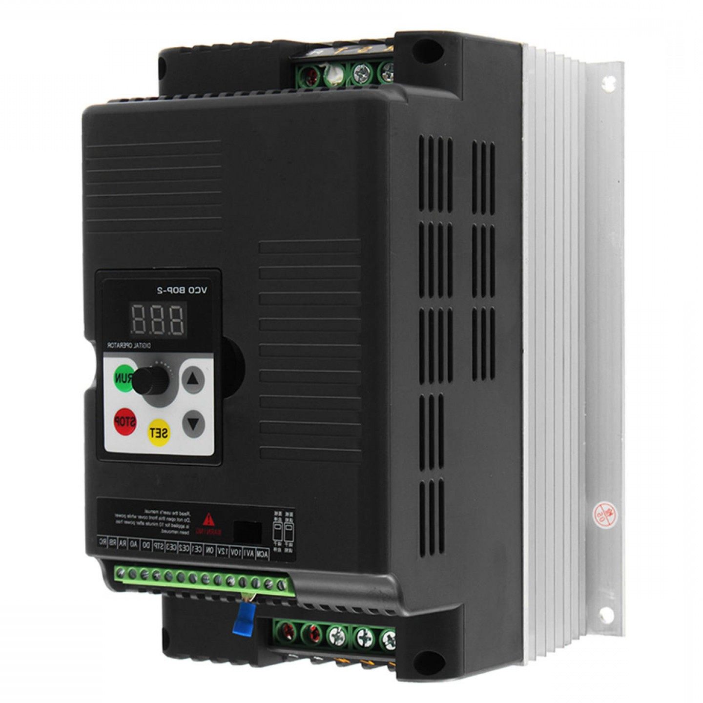 Vector 12V Inverter: Kw V Phase Output Variable Frequency Inverter Vector Motor Speed Drive P