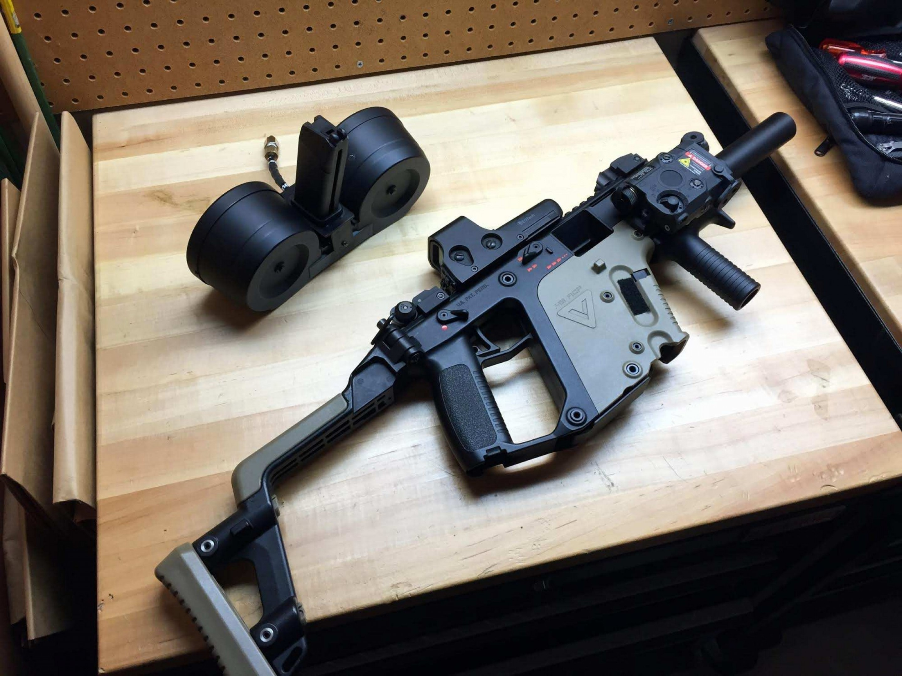 KWA KRISS Vector Parts: Kwa Kriss Vector New Kwa Kriss Vector Guns Amp Tactical Pinterest