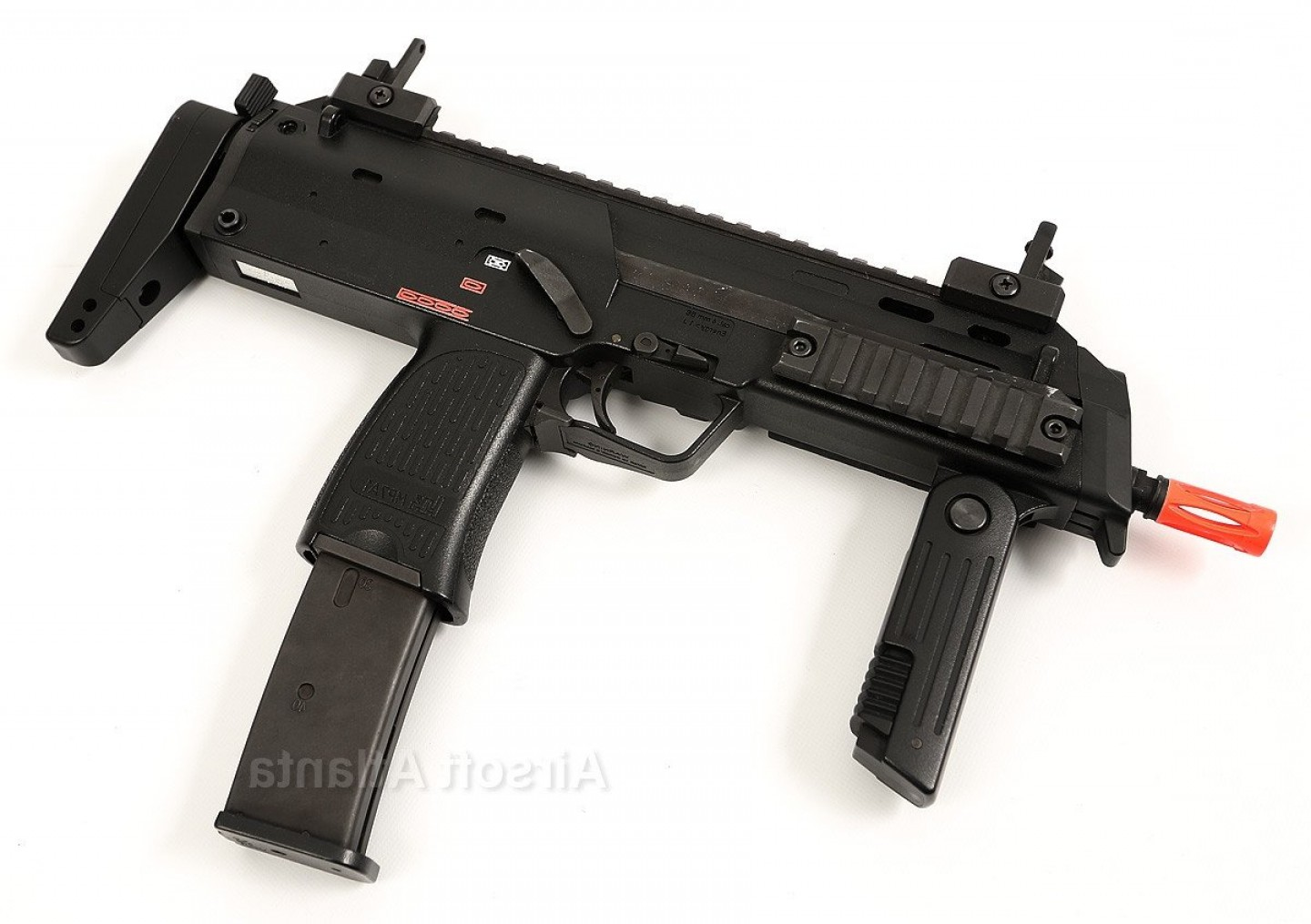 Airsoft KWA KRISS Vector: Kwa Mp Gas Gun Umarex H K Licensed