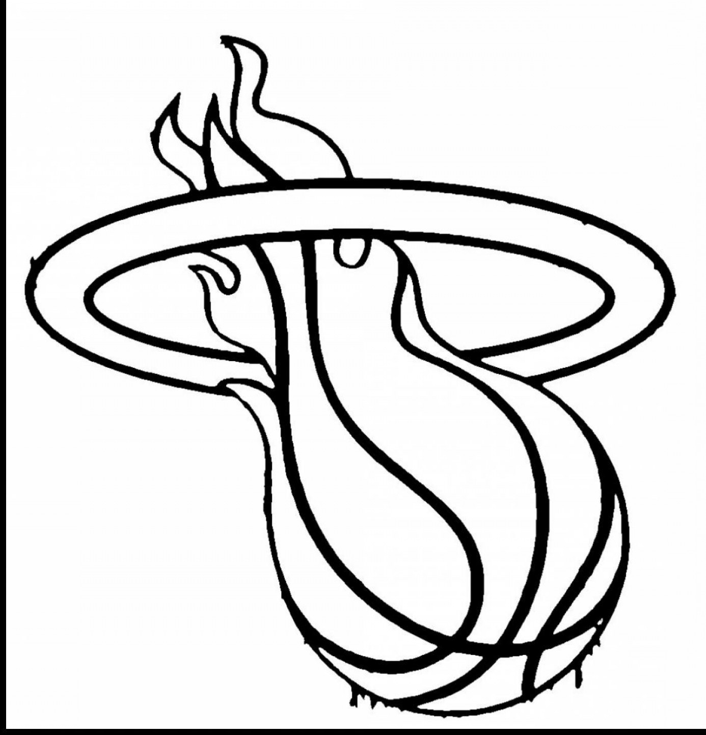 Lakers Logo Vector Coloring Pages Lovely Nba Drawing At Getdrawings