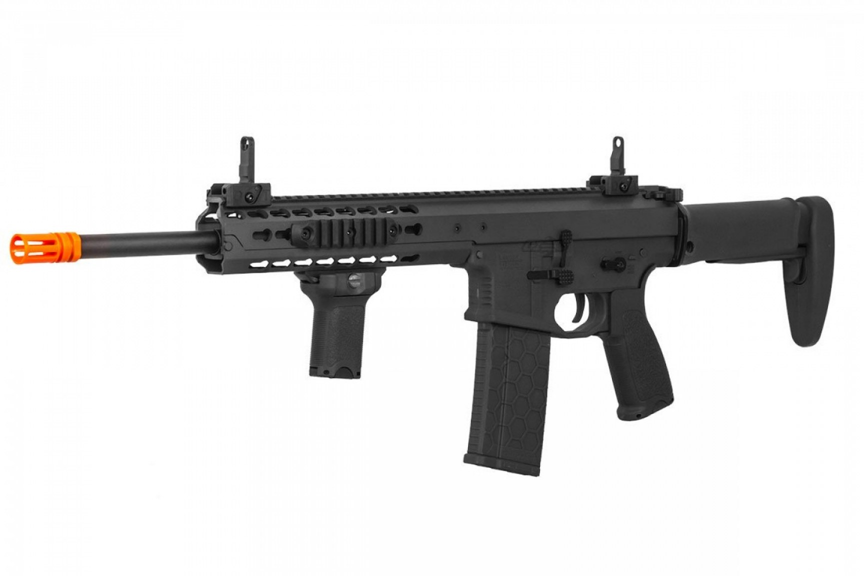 KWA KRISS Vector Parts: Lancer Tactical Lt Ba Gen Warlord Series Carbine Aeg Airsoft Rifle Black