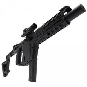 Kriss Vector Extended Barrel: Any Eta For Airsoft Spec Accessories