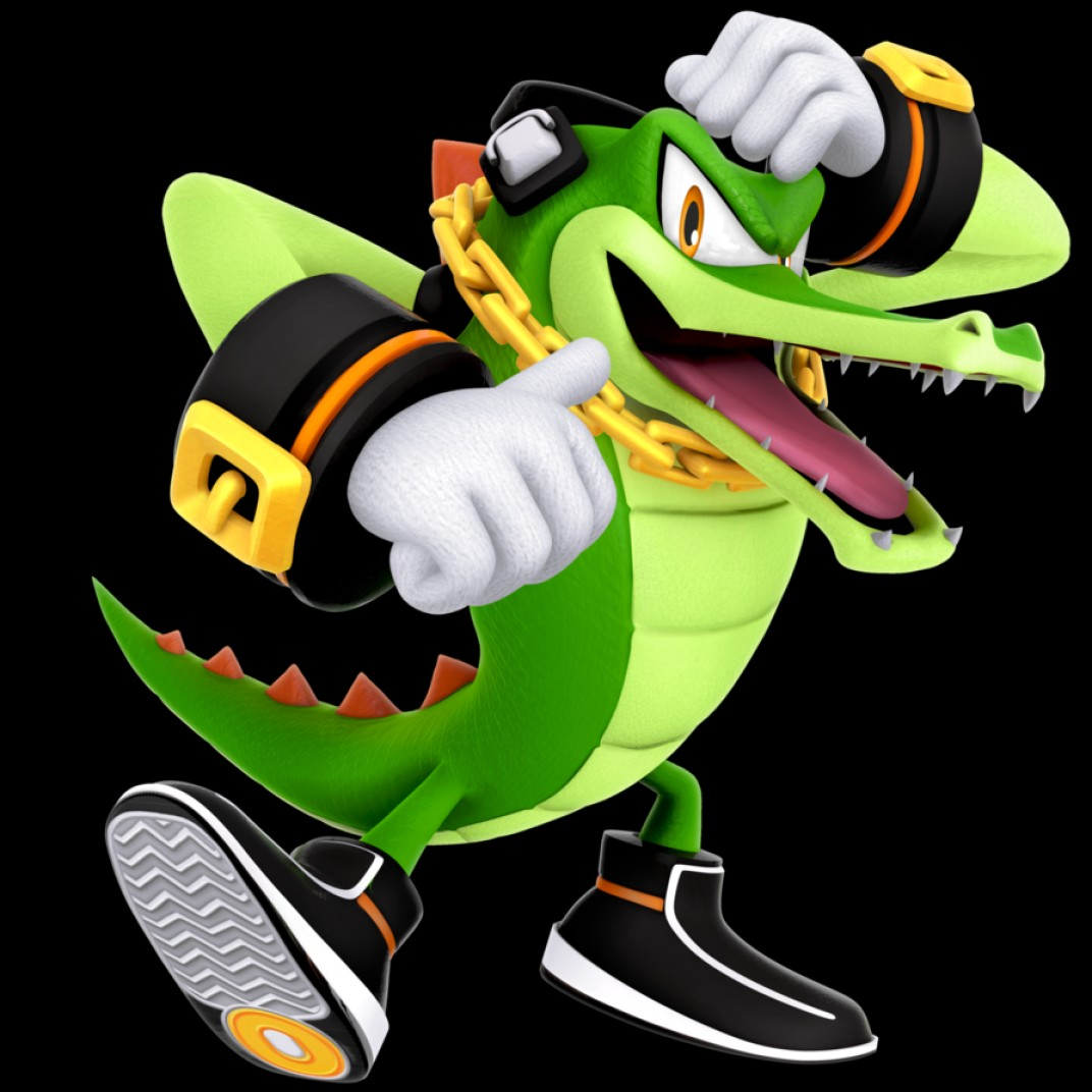 Vector The Crocodile Archie Toys: Legacy Vector The Crocodile Render