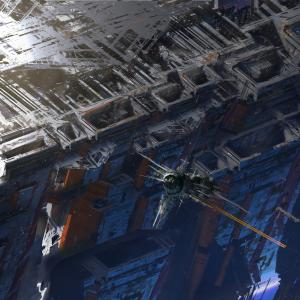 Strike Vector Concept Art: Accelerated Development An Interview With Pierre Etienne Travers