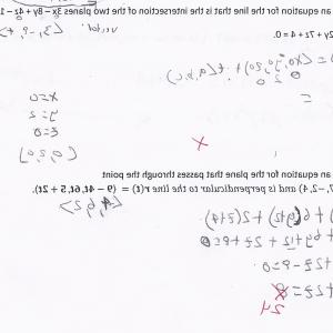 Point Of A Unit Normal Vector A Vector Intersects: Actual Exam Fewer Problems Find Identify Traces Quadric Surface Y X Sketchtface Q