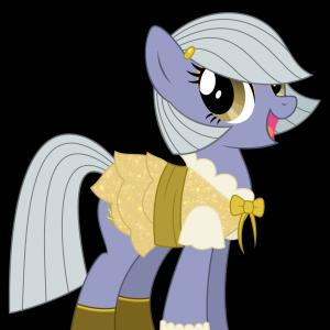 MLP Eg Minkie Vector: Let S Play Dress Up Blinkie Pie