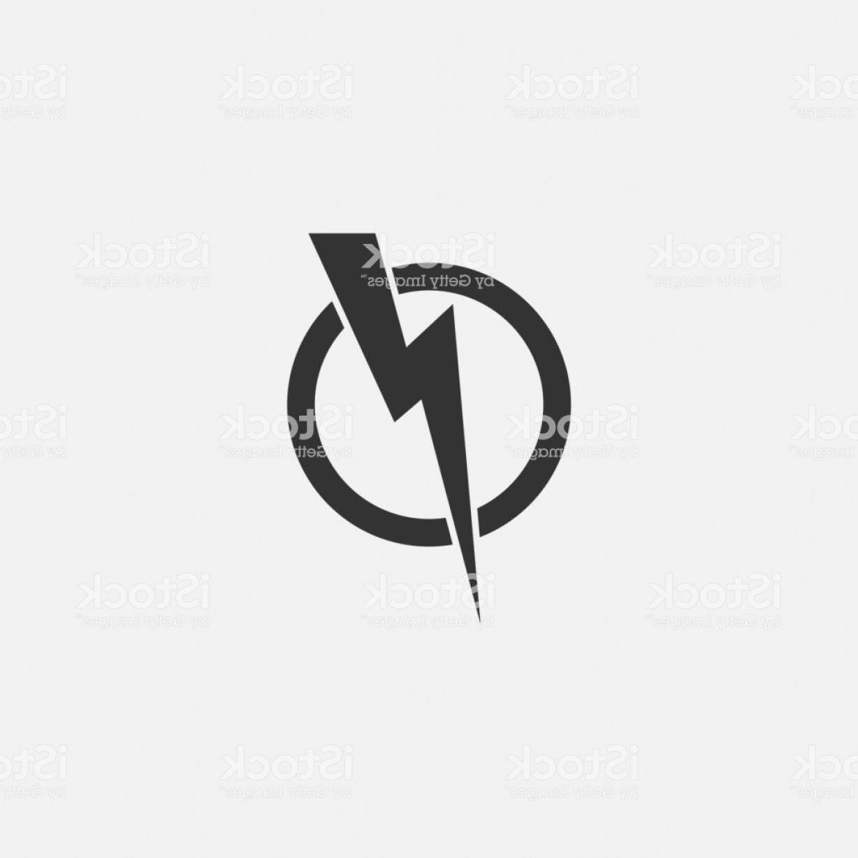 Vector Lightning Bolt Tribe: Lightning Electric Power Vector Icon Design Element Energy And Thunder Electricity Gm