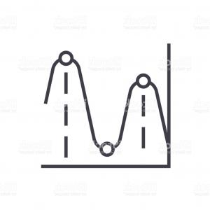 Frequency Icon Vector: Frequency Antenna Radio Tower Icon Vector