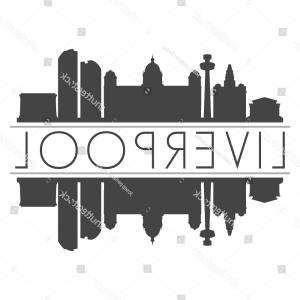 UK Skyline Vector: Bristol England United Kingdom Skyline Vector