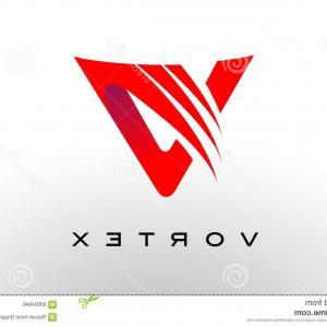 V Logo Vector: Stock Illustration Business Corporate Letter V Logo