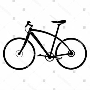 Bicycle Vector Logos: Logo Sports Modern Bike Vector Illustration